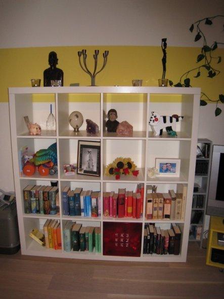 wohnzimmer 39 leben 39 mein buntes heim zimmerschau. Black Bedroom Furniture Sets. Home Design Ideas