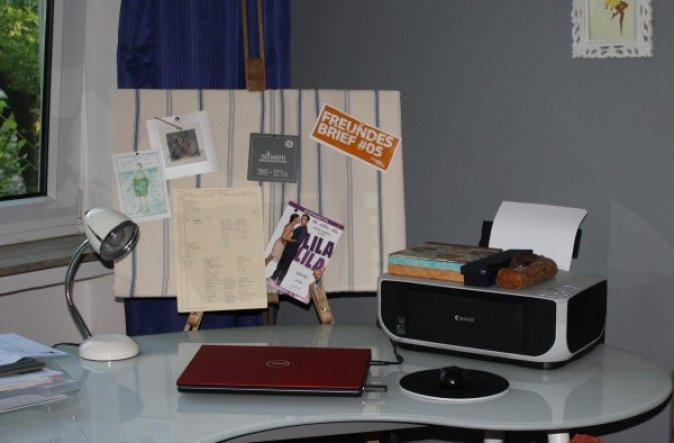 Arbeitszimmer / Büro 'Studier-Ecke'