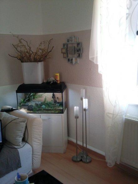 Wohnzimmer 39 unser wohn esszimmer 39 meine erste eigene for Erste wohnung design