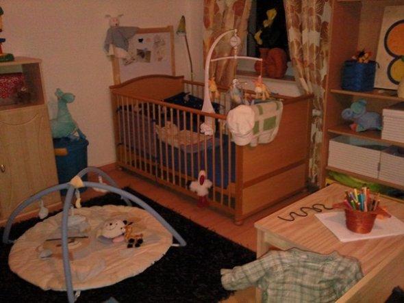 Kinderzimmer 'Matteos Reich'