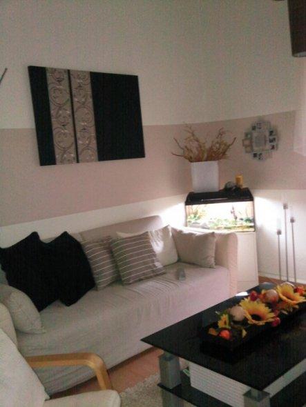 Wohnzimmer 'Unser Wohn- & Esszimmer' - Meine erste eigene Wohnung ...