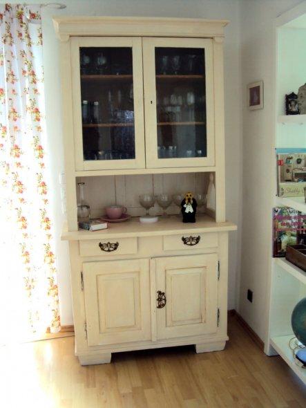 wohnzimmer 'shabby french home' - shabby french home - zimmerschau, Wohnzimmer