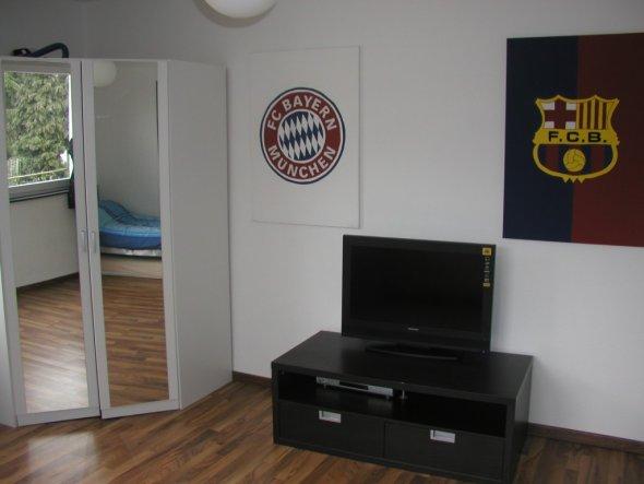 Schlafzimmer 'Schlafzimmer des Mittleren :-)'