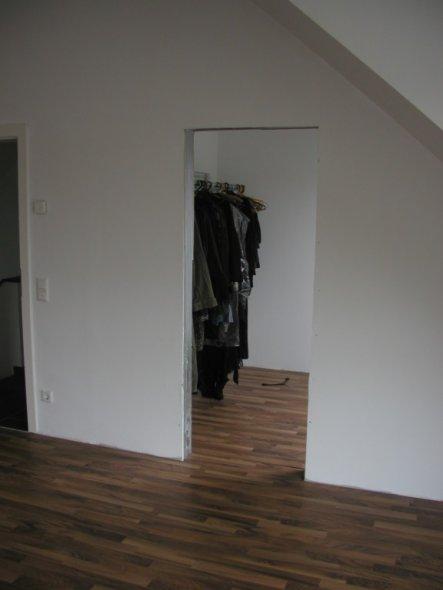 Schlafzimmer 'Mein Schlafzimmer mit Ankleide ;-)'