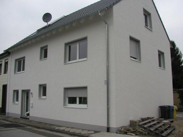 Hausfassade / Außenansichten 'Vorderseite'