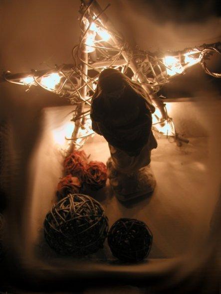 Weihnachtsdeko 'Adventsimpressionen 2010'