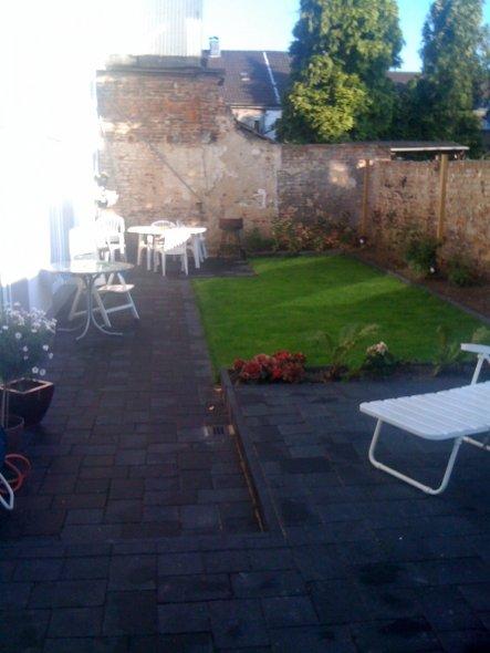 Terrasse / Balkon 'zukünftige Terrasse/Garten'