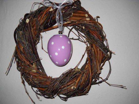 Deko 'Ostern kann kommen'
