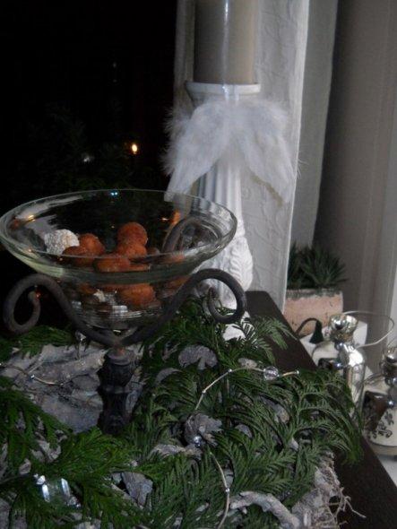 Weihnachtsdeko ' Schnickschnack'