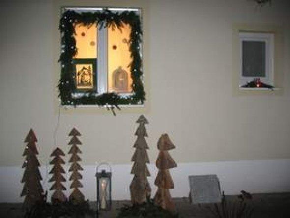 Adventsfenster 2010