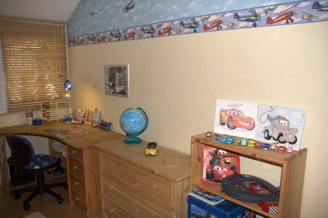 Kinderzimmer '☠Sohnemanns Reich'
