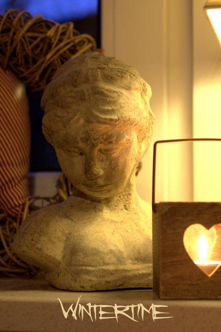 ♥♥♥Winterstimmung....Kerzenschein♥♥♥