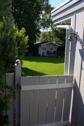 Garten 'Carport Neubau mit Diver´s Lounge'