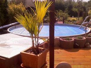 Pool / Schwimmbad 'Pool und Garten'