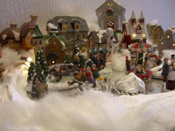 da kann der Weihnachtsmarkt beginnen