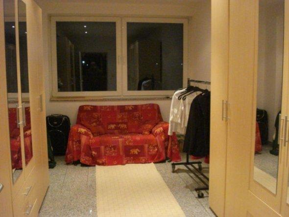 Wohnzimmer 'Ankleidezimmer :-)'