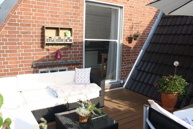 Terrasse / Balkon 'Unsere Dachterasse'