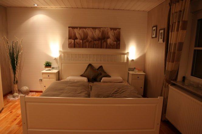 das neue Bett- endlich!!