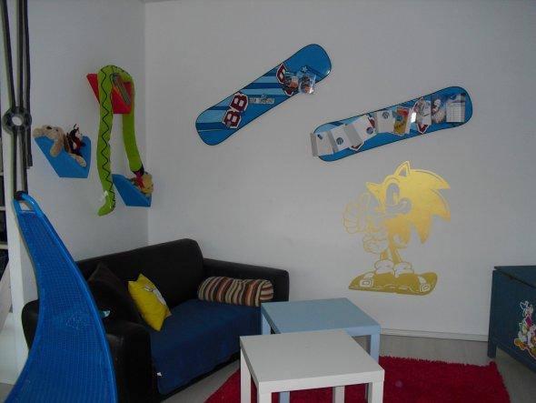 Kinderzimmer 'Junior-Suite'