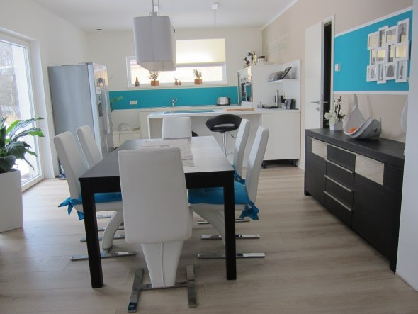 k che wohn essbereich einrichten. Black Bedroom Furniture Sets. Home Design Ideas