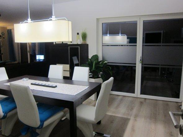 Wohnzimmer U0027Wohn  Esszimmer U0026 Küche In Neuem Glanzu0027