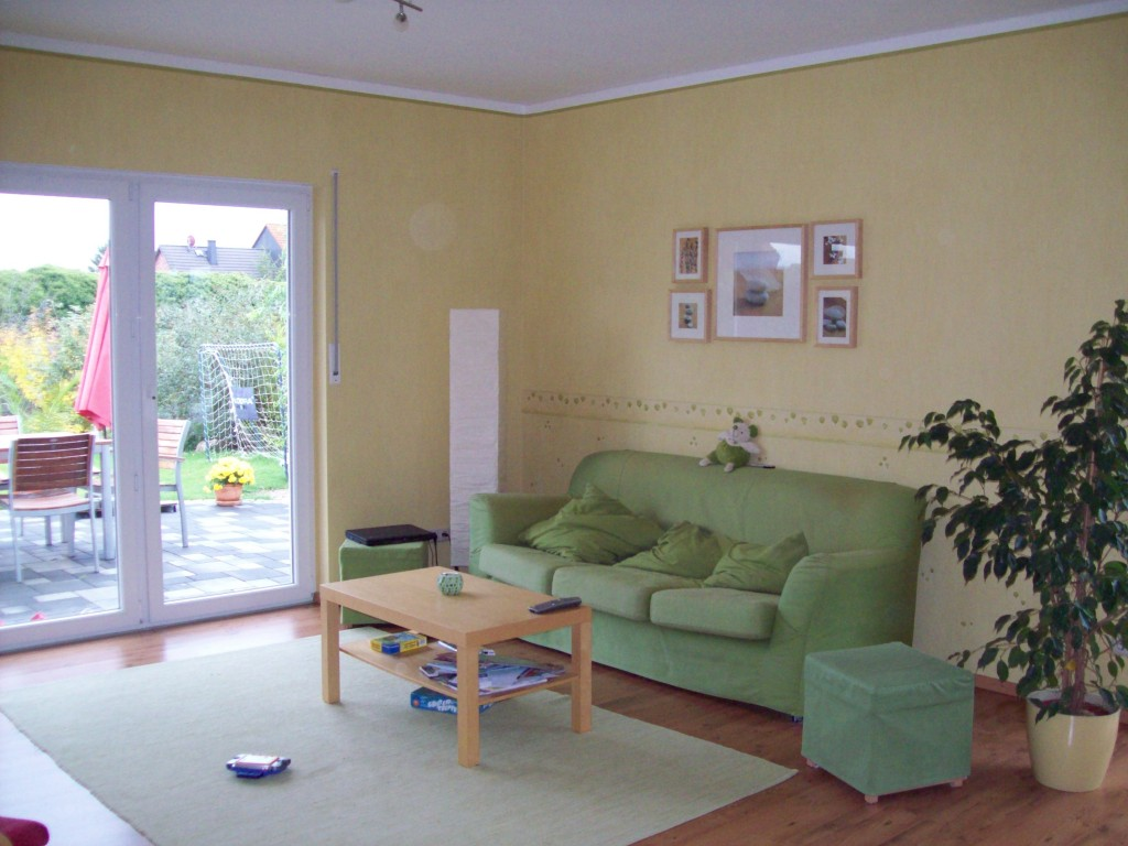 Wohnzimmer \'Wohnzimmer-Essplatz-offene Küche\' - Casa Sandra - SaLa75 ...
