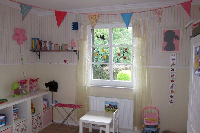 Kinderzimmer 'Fionas Reich'