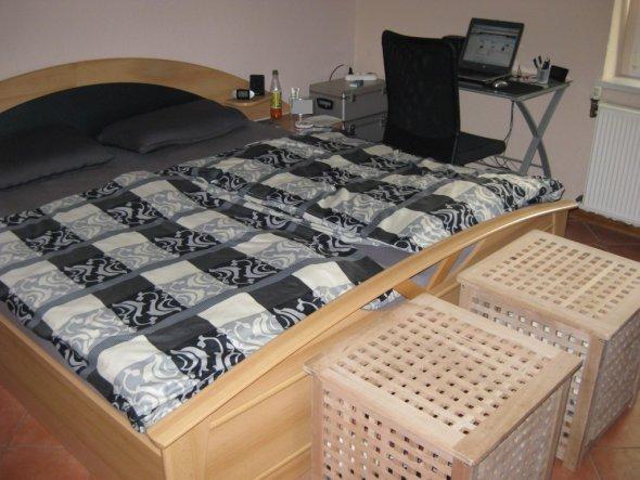 Schlafzimmer \'Das alte Schlafzimmer\' - Mein Zechenhaus - Zimmerschau
