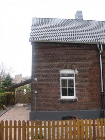 Hausfassade / Außenansichten 'Mein Zechenhaus'