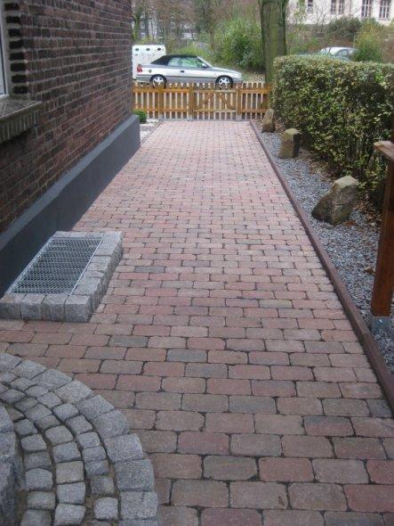 Hausfassade / Außenansichten 'Der Weg'