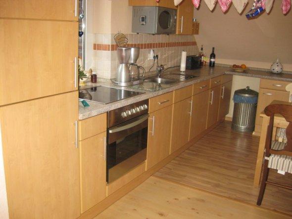 Küche \'Die Küche\' - Mein Zechenhaus - Zimmerschau