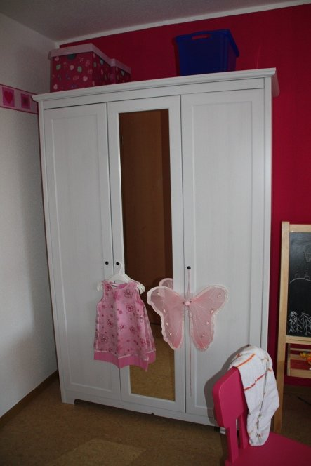 Kinderzimmer 'Pretty in Pink'