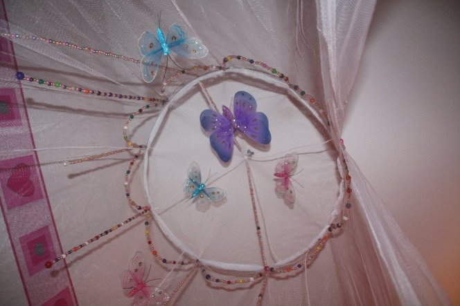 Kinderzimmer 'Pretty in Pink'