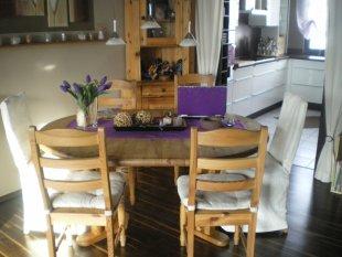 Wohnzimmer mit Gelkamin