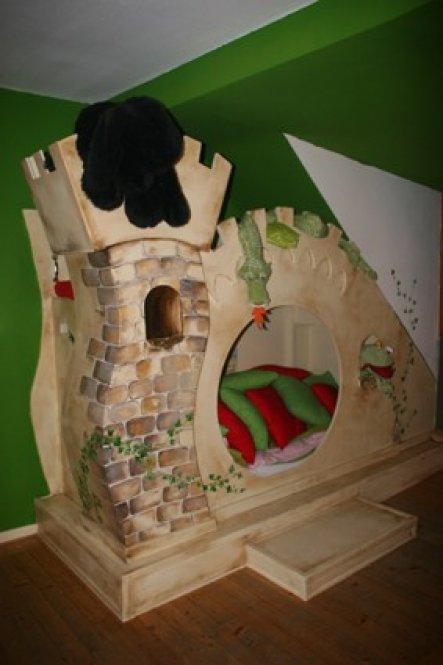 Kinderzimmer 'Märchenzimmer'