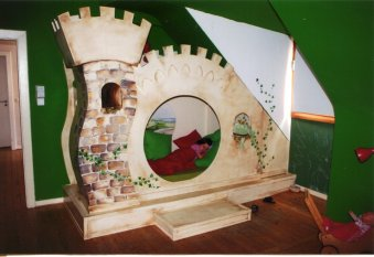 Die bebliebteste Einrichtung: 'Märchenzimmer' von miamara