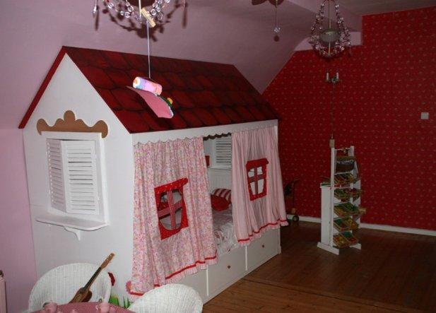 Kinderzimmer 'Das kleine Blumenhaus'