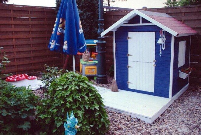Garten 'Kinderhaus'