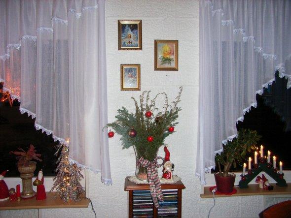 Weihnachtsdeko 'neue Weihnachtsbilder'