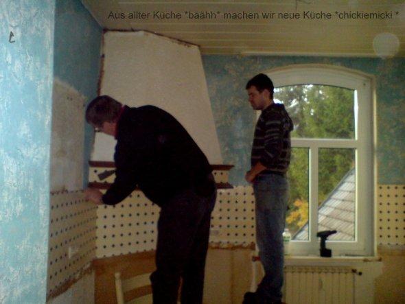k che 39 meine k che 39 unsere neue wohnung zimmerschau. Black Bedroom Furniture Sets. Home Design Ideas