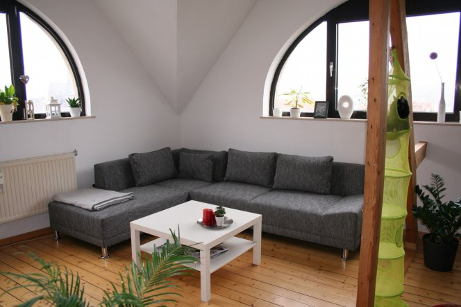 Wohnzimmer Wohnzimmer  Unsere AltbauWohnung  Zimmerschau