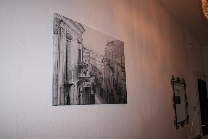 Das Foto habe ich in meinem Heimatort in Sizilien fotografiert.