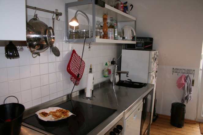 Küche 'La cugina'