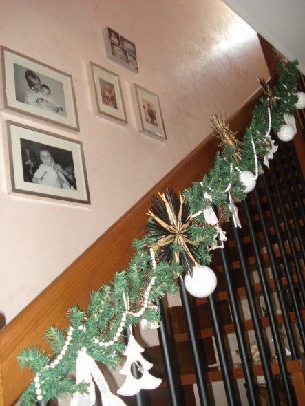Weihnachtsdeko 'Weihnachten in Rom'