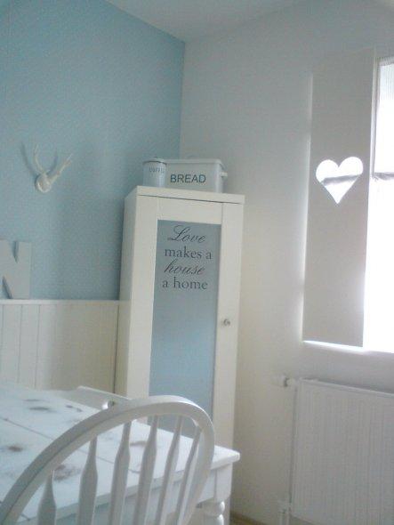 Küche 'blue kitchen'