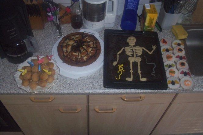 und noch mehr kuchen