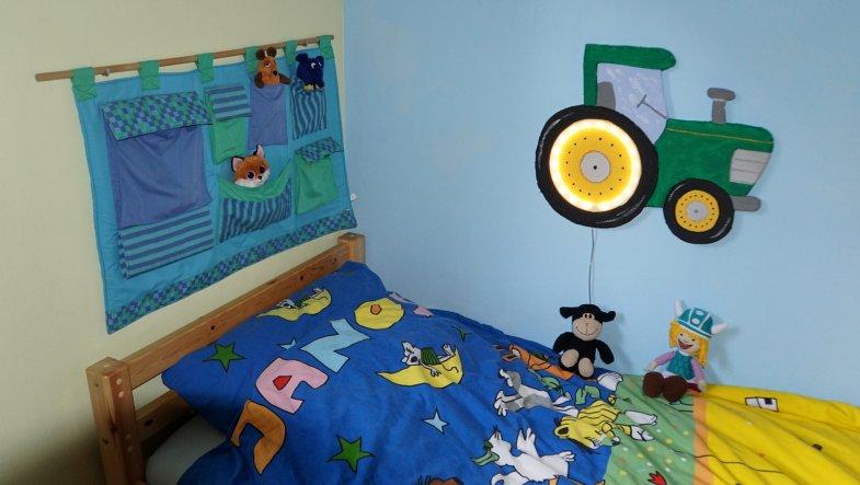 Kinderzimmer 'Kinderzimmer für 4-jährigen Jungen'