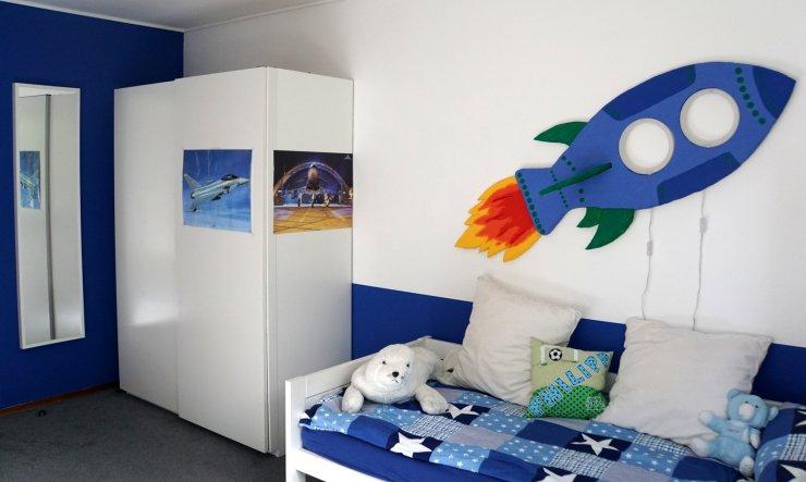 Kinderzimmer Home Sweet Home Von Knuffelbunt 36023 Zimmerschau