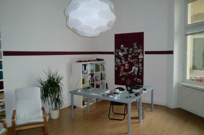 Arbeitszimmer b ro 39 arbeitsbereich 39 meine erste eigene for Erste wohnung design
