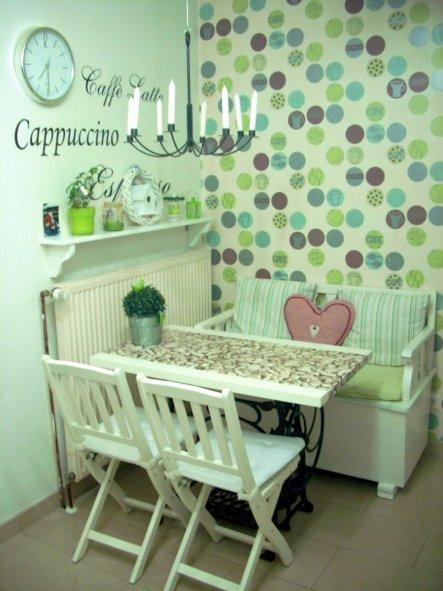 k che bei uns zu haus im gr nen haus von greenhouse 18122 zimmerschau. Black Bedroom Furniture Sets. Home Design Ideas